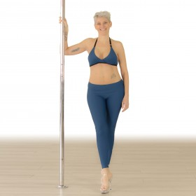 completo top e pantaloni exotic pole