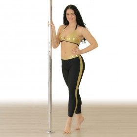 leggins sportivo da pole dance e yoga