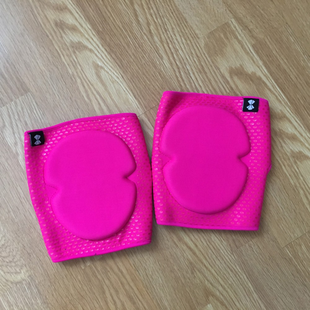 Ginocchiere knee pads per pole dance